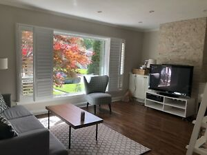 Condo Living room - couch/tv/stand