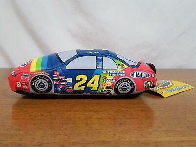 Jeff Gordon 24 Fan Fueler Baby Racer Bean Bag Toy 6