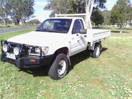 2004 Toyota Hilux Ute Apsley West Wimmera Area Preview