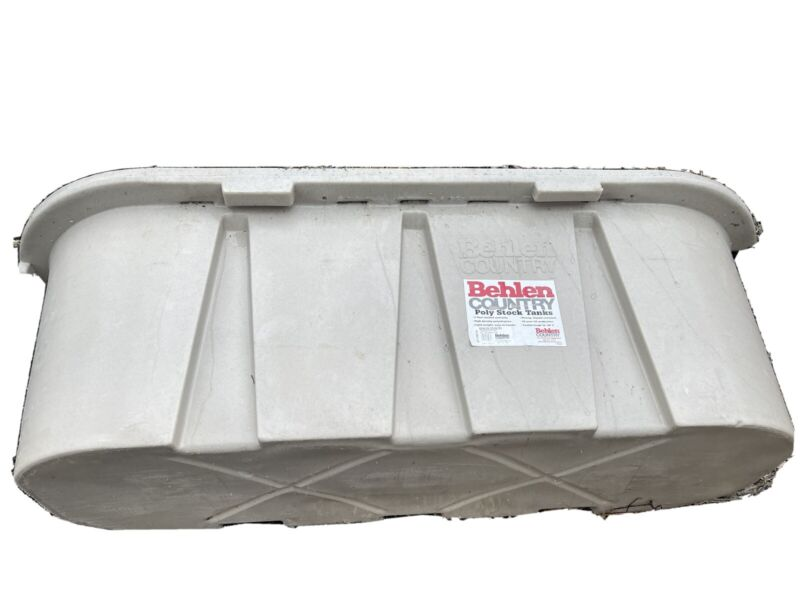 Behlen Country Poly Stock Tank 52112027GT 2