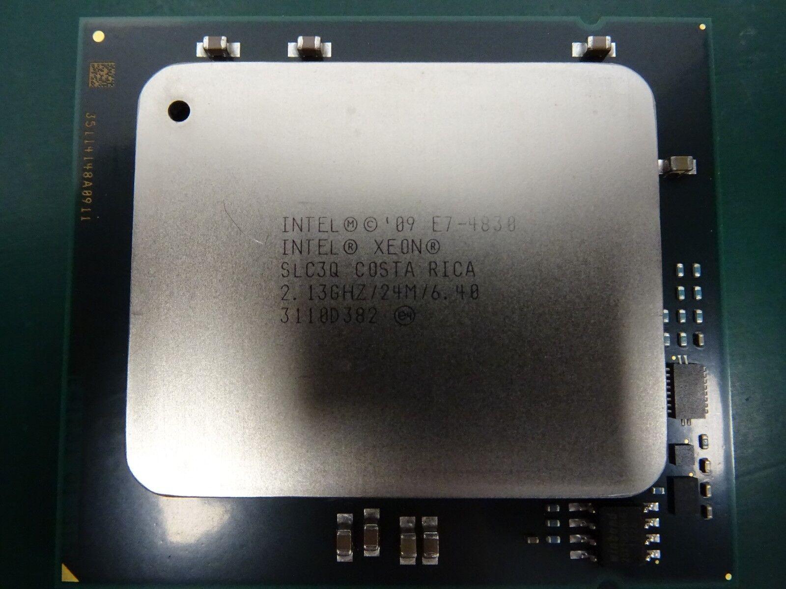 SLC3Q INTEL XEON 8 CORE PROCESSOR E7-4830 2.13GHZ 24MB CACHE 6.4 P