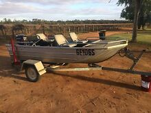 3.7m Stacer fishing boat Adelaide CBD Adelaide City Preview