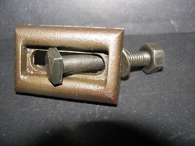 Orig. Atlas 618 Craftsman 101 6 Lathe Tailstock Clamp Bolt Assembly M6-7