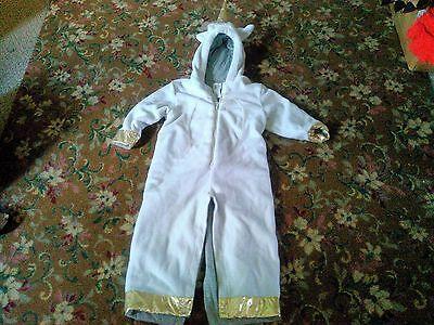 Child Unicorn suit by Gap,  size 4- 6 (Unicorn Suit)