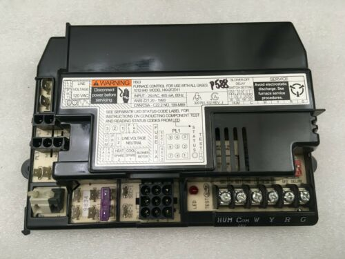 Carrier Bryant Control Board HK42FZ011 1012-940 used FREE shipping #P588