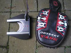 Odyssey Tank #7 Putter Happy Valley Morphett Vale Area Preview