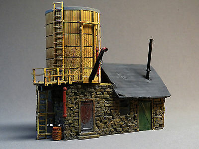 LIONEL AMERICAN FLYER S GAUGE WATER TOWER & SHED AF 2 rail train 6-49876 NEW