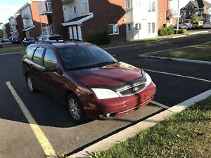 Ford Focus SES 2007 familiale  (wagon) ZTW