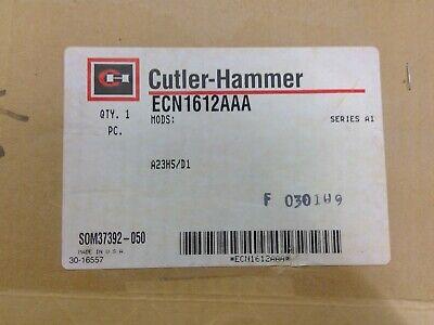 Cutler-hammer Ecn1612aaa Nema 3r Rainproof Combination Starter Free Shipping