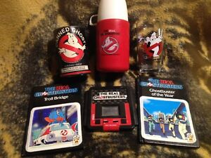1980's The Real Ghostbusters by Kenner
