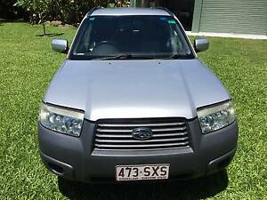 2006 Subaru Forester Wagon Kewarra Beach Cairns City Preview