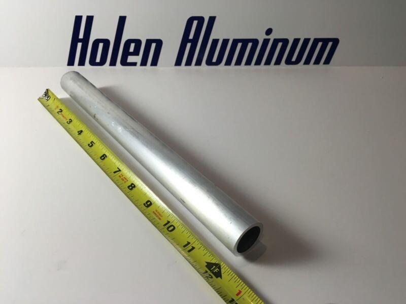 "1"" X 12"" Long Aluminum Pipe Schedule 40 6061-T6"
