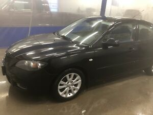 Mazda 3 GS 2008 with safety