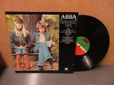 ABBA Greatest Hits LP Vinyl Record - SD 18189 NM
