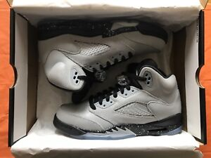 """TODAY ONLY!!! DS AIR JORDAN RETRO 5 """"WOLF GREY"""""""