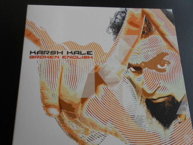 Karsh Kale - Broken English [Digipak] (CD 2006)