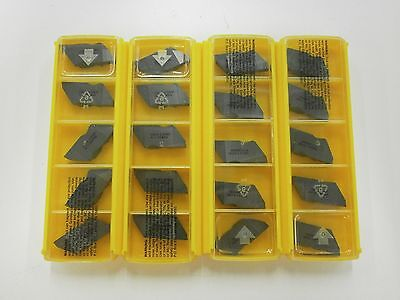 BRAND NEW Kennametal NG 4189R KY3000 Top Notch Grooving CERAMIC Inserts 851SO