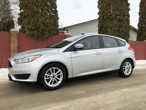 2016 Ford Focus like new