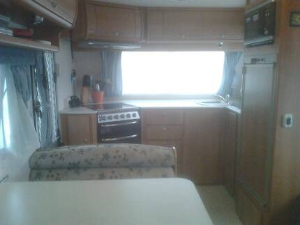 Jayco Caravan 2006 toilet and ensuite great condition North Canberra Preview