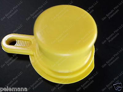 1 New Blitz Yellow Spout Caps Mr Yellow Cap Blow Out Sale 900092 900094 900302