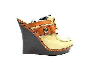 L A M B  Lamb Euclid Lt Camel Cameo Stefani Women Shoes Size 6 5 To 11