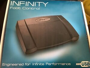 Infinity in-USB-2 foot pedal