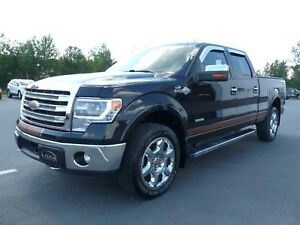 Ford F-150 Cab SuperCrew 4RM 157 po King Ranch