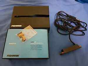 Fishman D01 guitar passive sound hole pickup Kingsford Eastern Suburbs Preview