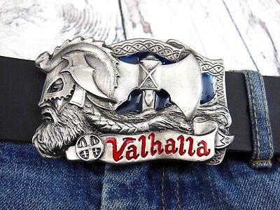 Gürtelschnalle Buckle nach Wahl Western Wikinger Thor Gothic Biker Country Adler