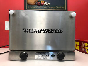 The Fry Wizard - Commercial Oilless Fryer