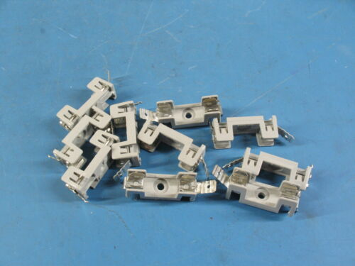 10 Pcs Littlefuse 354 300V Fuseholders PCB Panel Mount