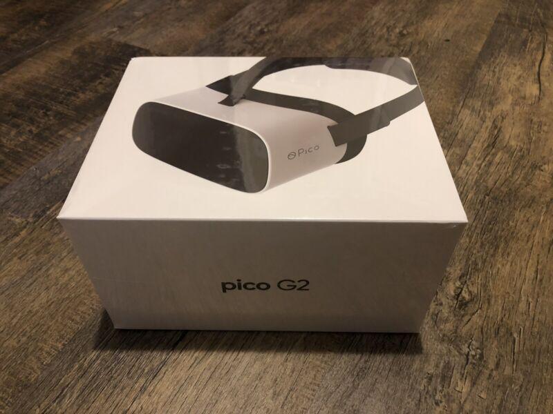 Pico G2 Virtual Reality Headset NEW SEALED BOX