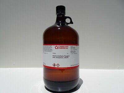 Dichloromethane Methylene Chloride Anhydrous Reagent Acs 99.8 4l