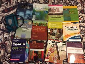 2016 RPN Practical Nursing Textbooks & Assessment Kit