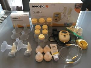 Tire-lait Medela Freestyle Expression Double