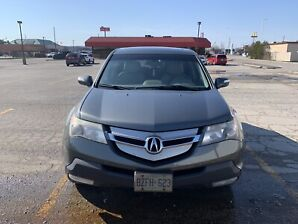 2007 Acura MDX Tech Pkg. Private Sale. $8750 obo. Great Shape!