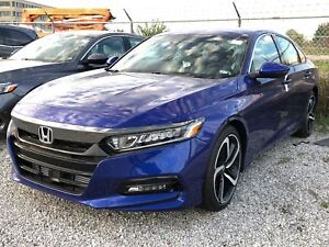 2018 Honda Accord Sedan Sedan 1.5T Sport-HS CVT