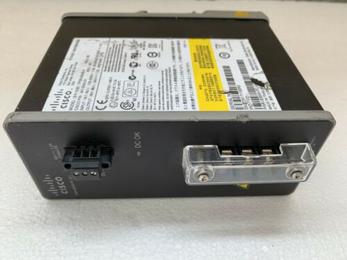 Genuine Cisco PWR-IE65W-PC-AC= Power Supply for IE 2000 Tested 90 days warranty