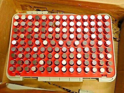 Vermont Gage 125 Piece Plug Pin Gage Set Class Zz 0.626-0.75 Dia 101200700