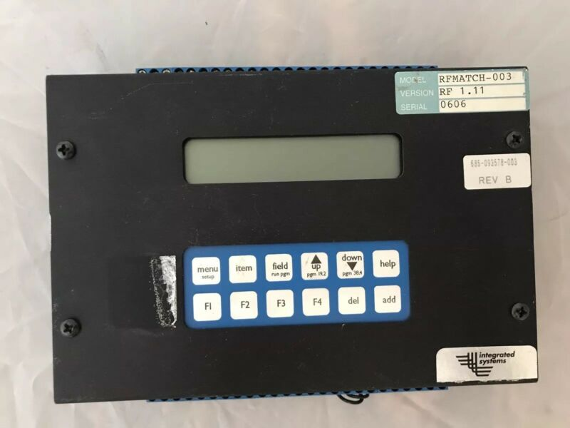 685-093578-003 Lam Research ISI Controller  *TESTED*
