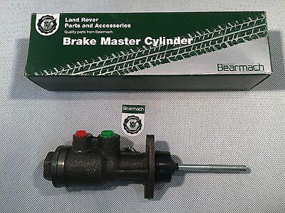 "Bearmach Land Rover Series 2 & 2a SWB 88"" Brake Master Cylinder 520849 BR1635"