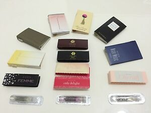 15 AVON Womens Mixed Fragrance Perfume samples incl New Releases - No Doubles