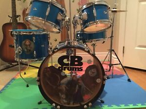 Young children's drum kit....CB drums.