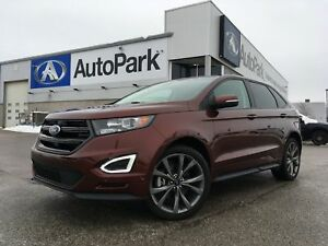2016 Ford Edge Sport AWD | Heated & Cooled Leather | Panorami...