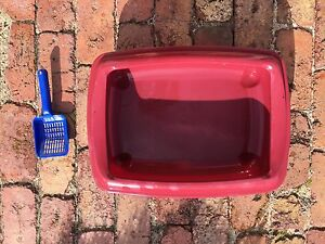 Large Size Cat Tray & Scoop St James Victoria Park Area Preview