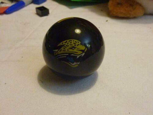 Jacksonville Jaguars Pool Billards 8-Ball Cue Cueball NFL Team Logo Lot of 6