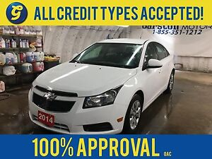 2014 Chevrolet Cruze LT*KEYLESS ENTRY w/REMOTE START*TRACTION CO