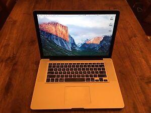 "Mint Max Spec MacBook Pro 2012 15"" i7 2.3GHz QuadCore 500GbSSD 16GBRam Clifton Hill Yarra Area Preview"