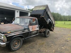 1969 Ford F-350 willing to negotiate!!