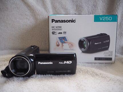 Panasonic HC-V250 Video Camera